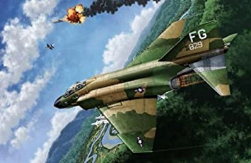 1/48 USAF F-4C Vietnam War (japan import)