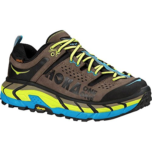 Hoka One Tor ultra low WP (Uomo/Grey & Cyon/taglia 8)