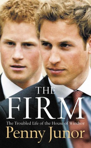 The-Firm-The-Troubled-Life-of-the-House-of-Windsor