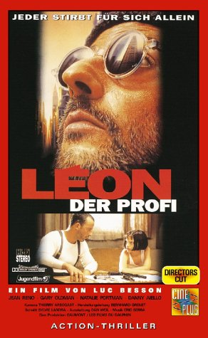 Leon - der Profi [VHS] [Director's Cut]