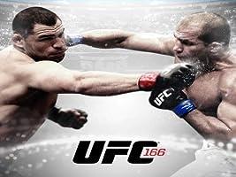 UFC 166: Velasquez vs. Dos Santos III [HD]