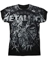 Official T Shirt METALLICA Justice & Stoned AO S M L X