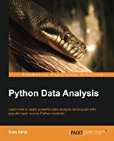Python Data Analysis Front Cover