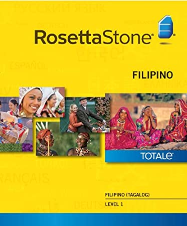 Rosetta Stone Filipino Tagalog Level 1  [Download]