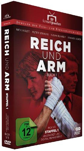 Reich und arm - Box 1/3: Das komplette Buch 1 (Fernsehjuwelen) [3 DVDs]