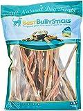 100-Natural-Junior-Bully-Sticks-by-Best-Bully-Sticks-Beef-Bladder-Stick-Dog-Treats