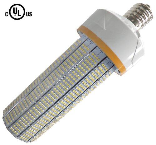 Ledertek 100W Led Corn Light 3000K Soft White 10000 Lumens Ul Approved Led Light Bulb E39/E40 Medium Base Hicornlight3000K-100We40