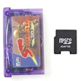 NowAdvisor®Mini SD to Super Card Adapter for GBA SP NDSL + TF to Mini SD Card Adapter
