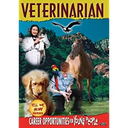 Tell Me How Career Series: Veterinarian