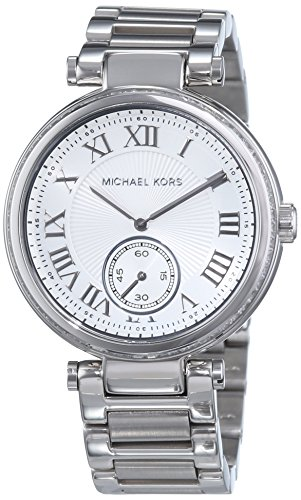 86e3d114ecf1 Hopefully you will satisfied with Michael Kors MK5866 Ladies Skylar Silver  Watch We guarantee you will get Michael Kors MK5866 Ladies Skylar Silver  Watch ...