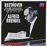 Beethoven: Piano Sonatas Ops 109, 110 & 111 /Brendel