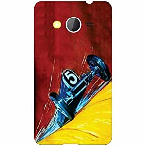 Printland Phone Cover For Samsung Galaxy Core 2