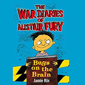 The War Diaries of Alistair Fury Audiobook