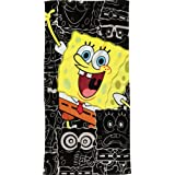 Spongebob Badetuch 150 x 75