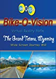 Bike-O-Vision Cycling Video- The Grand Tetons, Wyoming (Widescreen DVD #10)