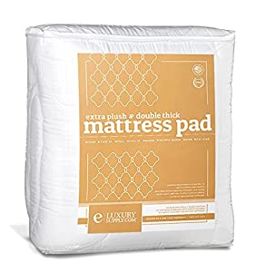 Amazon Extra Plush Double Thick Fitted Mattress