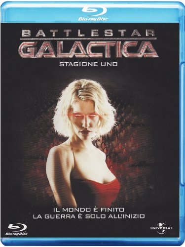 Battlestar Galactica Stagione 01 Episodi 13 [Blu-ray] [IT Import]