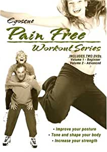 Egoscue: Pain Free Workout Series Vol. 1 and 2 (2 DVD Set) [Import]