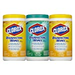 Clorox Disinfecting Wipes Value Pack,...