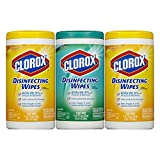 Behind every smooth-running household, there's Clorox Disinfecting Wipes. Clorox Disinfecting Wipes kill 99.9% of viruses and bacteria, including cold and flu, E. Coli, Salmonella, Staph, and Strep. The quick and easy way to clean and disinfect with ...