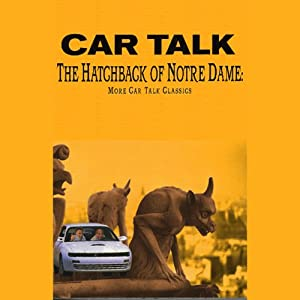 The Hatchback of Notre Dame Audiobook