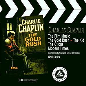 Charles Chaplin Film Music from Red Seal