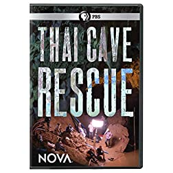 NOVA: Thai Cave Rescue DVD