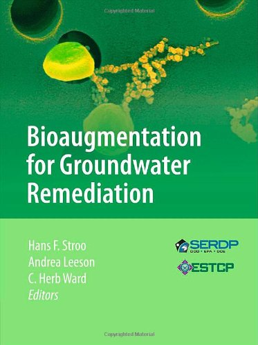 Bioaugmentation For Groundwater Remediation (Serdp Estcp Environmental Remediation Technology)