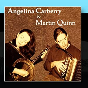 Angelina Carrberry & Martin Quinn