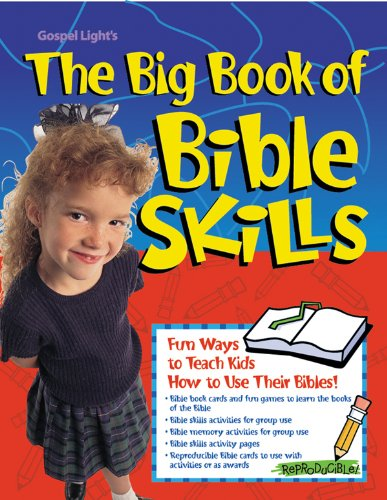 Big Book of Bible Skills (Big Books)