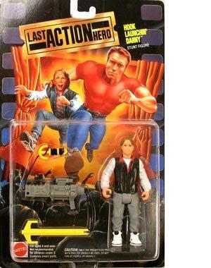 "5½"" Austin O'Brien As the Last Action Hero hOOK lAUNCHIN' Stunt Figure - 1"