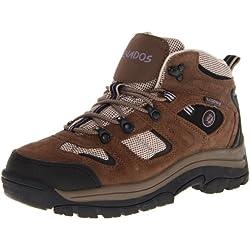 Nevados Women's Klondike Waterproof V1173W Hiking Boot,Dark Brown/Black/Taupe