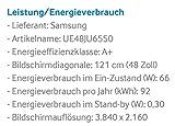 Samsung-UE48JU6550-121-cm-48-Zoll-Curved-Fernseher-Ultra-HD-Triple-Tuner-Smart-TV