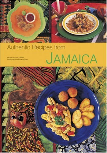 Authentic Recipes from Jamaica (Authentic Recipes Series)