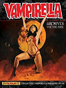 Vampirella Archives Volume 9 HC by