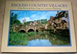 img - for English Country Villages book / textbook / text book