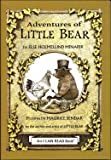 img - for Adventures of Little Bear (An I Can Read Book): Little Bear, Father Bear Comes Home, and A Kiss for Little Bear book / textbook / text book