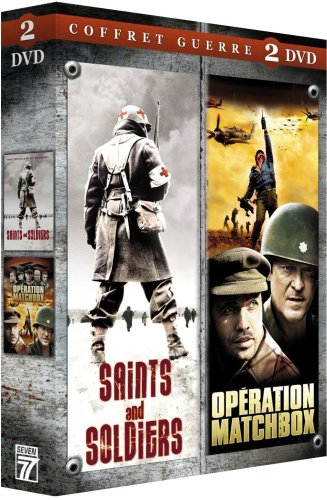 coffret-2-dvd-guerre-saints-and-soldiers-operation-matchbox