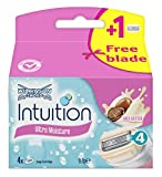 Wilkinson Sword Intuition Ultra Moisture Razor Blades - Pack of 4