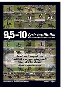 9.5-10 For Riding Abilities- The Ultimate Breeding Goal of the Icelandic Horse