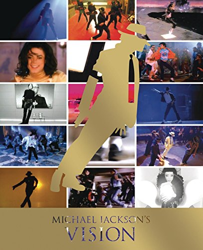 Michael Jackson's Vision (Deluxe 3 DVD Box Set)
