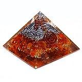 Harmonize Orgonit Pyramide Mixed Orgon-Energie-Generator Reiki Kristall Chakra