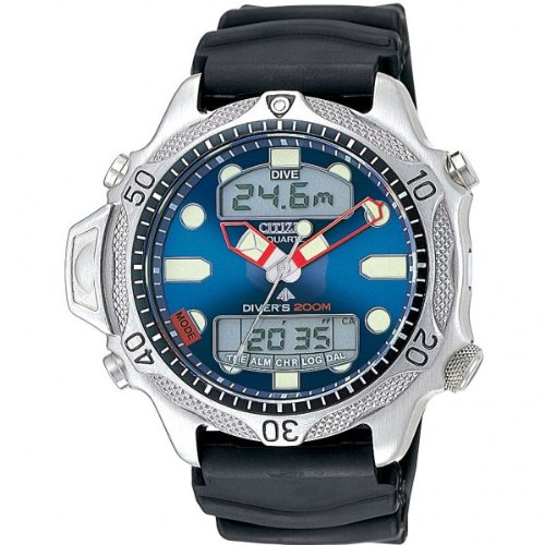 Citizen Quartz Gents' Promaster Aqualand II Diver Watch