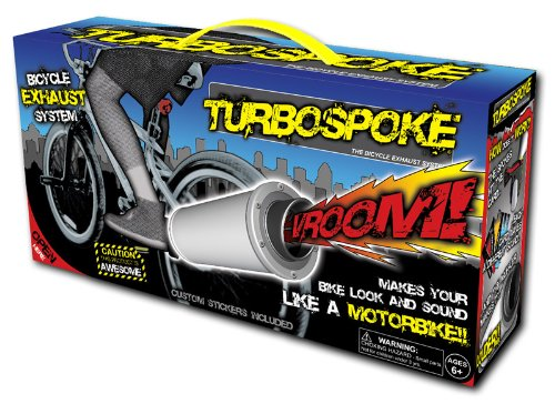 Turbospoke the Bicycle Exhaust System