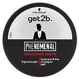 Schwarzkopf Got2B Phenomenal Moulding Paste Hair Styler, 100 ml