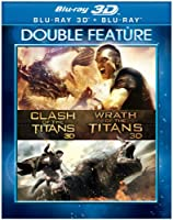Clash of the Titans / Wrath of the Titans [Blu-ray]3D from Warner Home Video