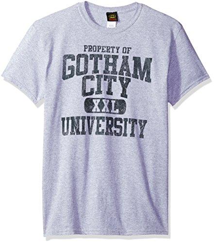 DC Comics Men's Batman Property of Gcu T-Shirt at Gotham City Store