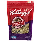 Kellogg's Low Fat Granola With Raisins, 10.6 Ounce (Pack Of 6)