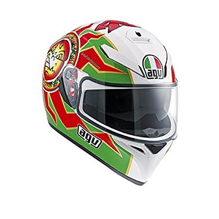 AGV Helmets 0301A0F0_005_L Casque Intégral K-3 SV E2205 Top, Multicolore (Imola 1998), L