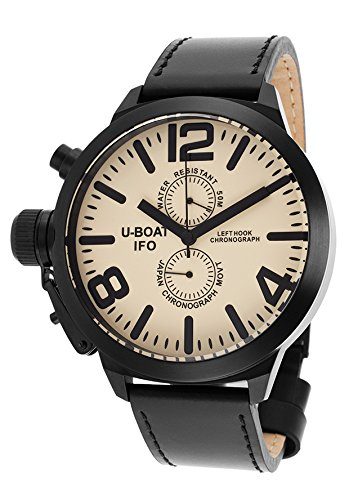 U-Boat Men's Left Hook IFO Limited Edition Chronograph